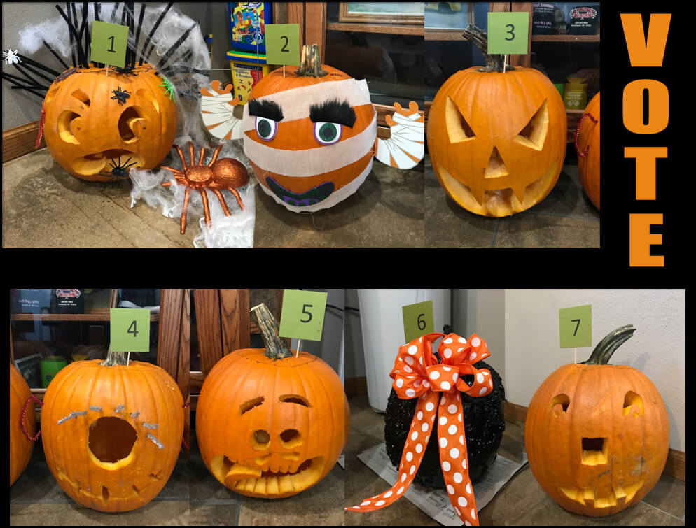 Kubly S Automotive Pumpkin Decorating Contest Going On Now